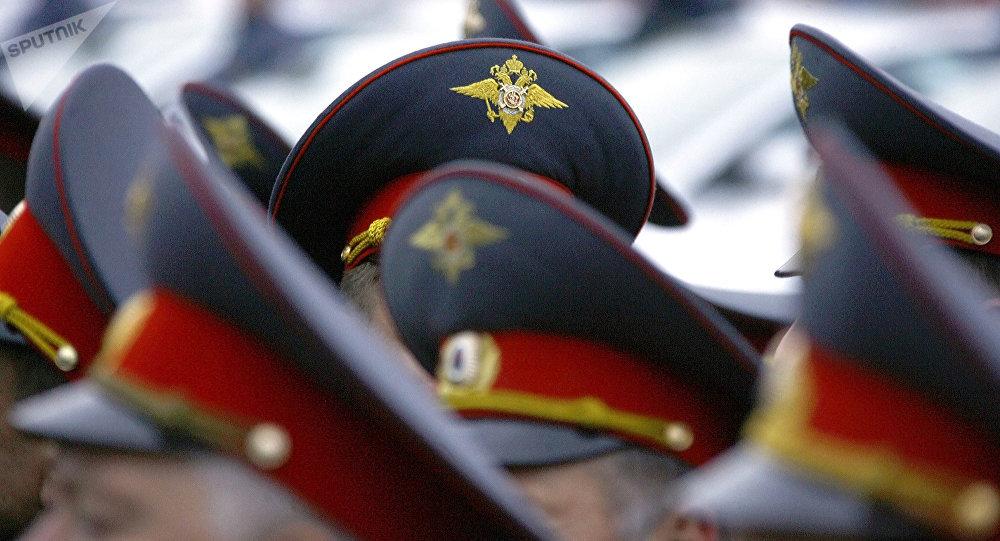 Policía de Moscú reduce plantilla en 12%