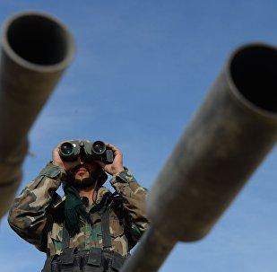 Observadores rusos informan de ocho violaciones de la tregua en Siria