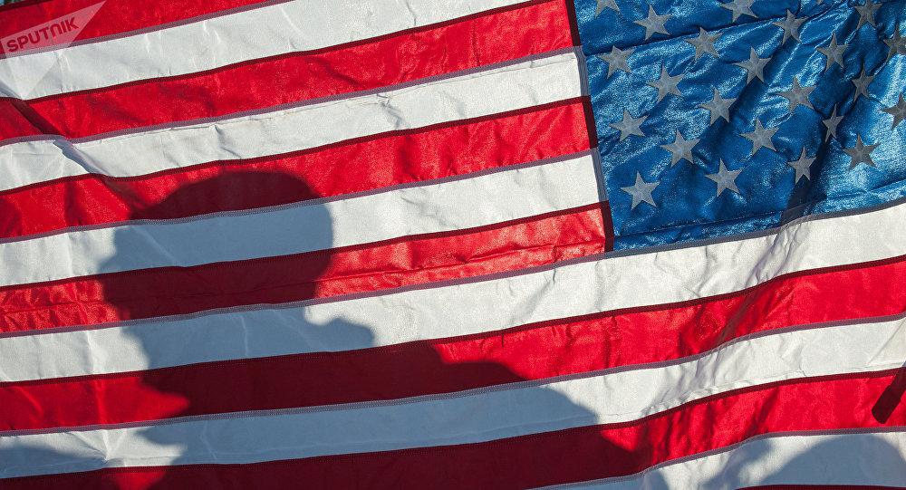 Bandera de EEUU (imagen referencial)