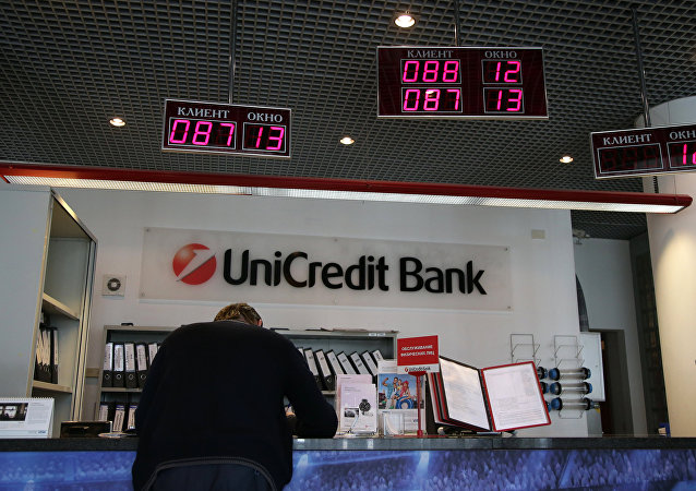 El grupo bancario italiano UniCredit