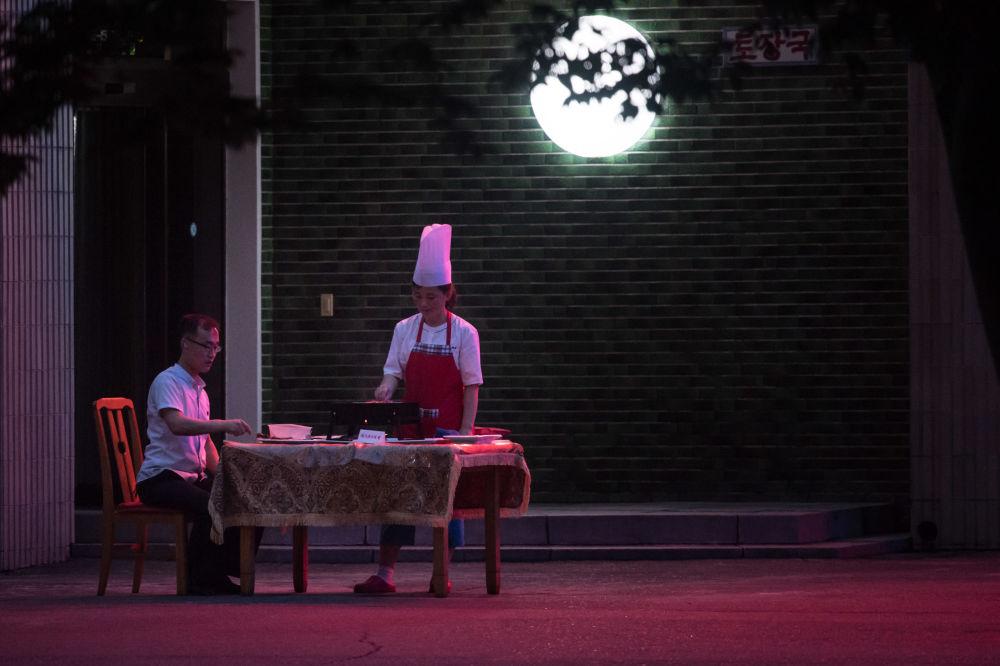 Corea del Norte, a través de los ojos de un extranjero