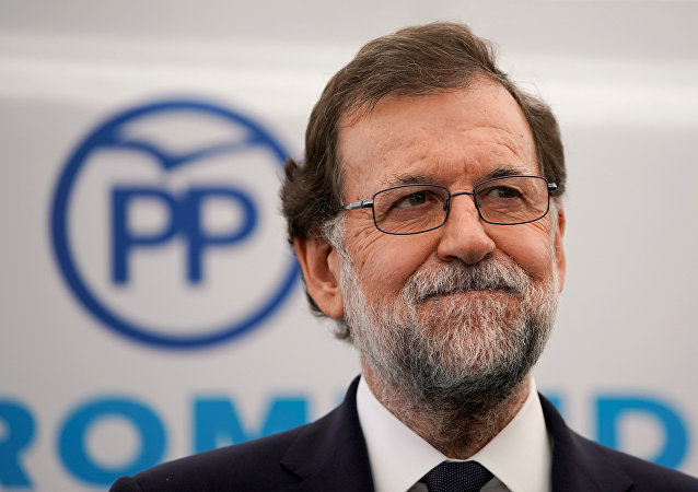 Mariano Rajoy, el expresidente del Gobierno de España