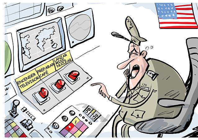 EEUU estaría preparado para lanzar un ataque nuclear contra China