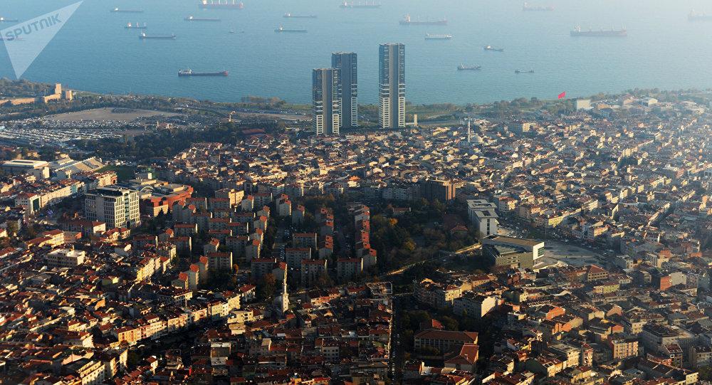 La ciudad turca de Estambul