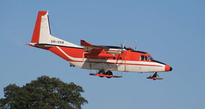 Aviocar C-212 (imagen referencial)