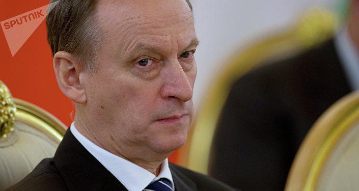 Nikolái Pátrushev, secretario del Consejo de Seguridad ruso