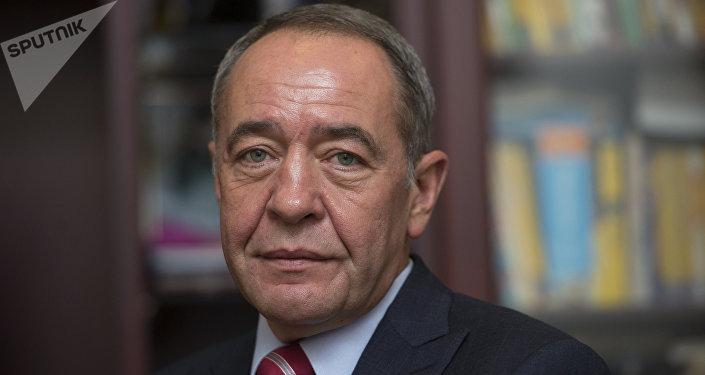 Mijaíl Lesin, el exfuncionario ruso fallecido en EEUU (archivo)