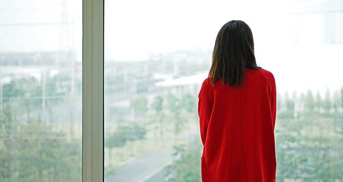 Una mujer (imagen referencial)