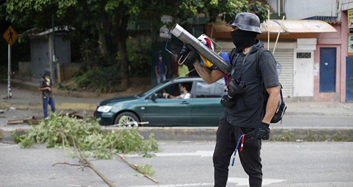 Fiscalía confirma tres muertos durante manifestaciones contra Constituyente en Venezuela