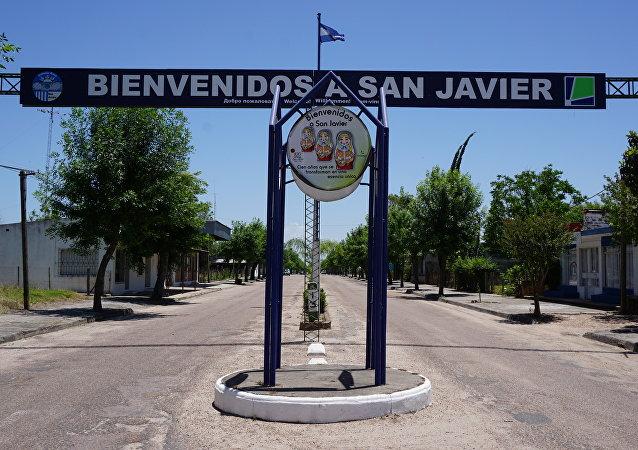 San Javier, Río Negro, Uruguay