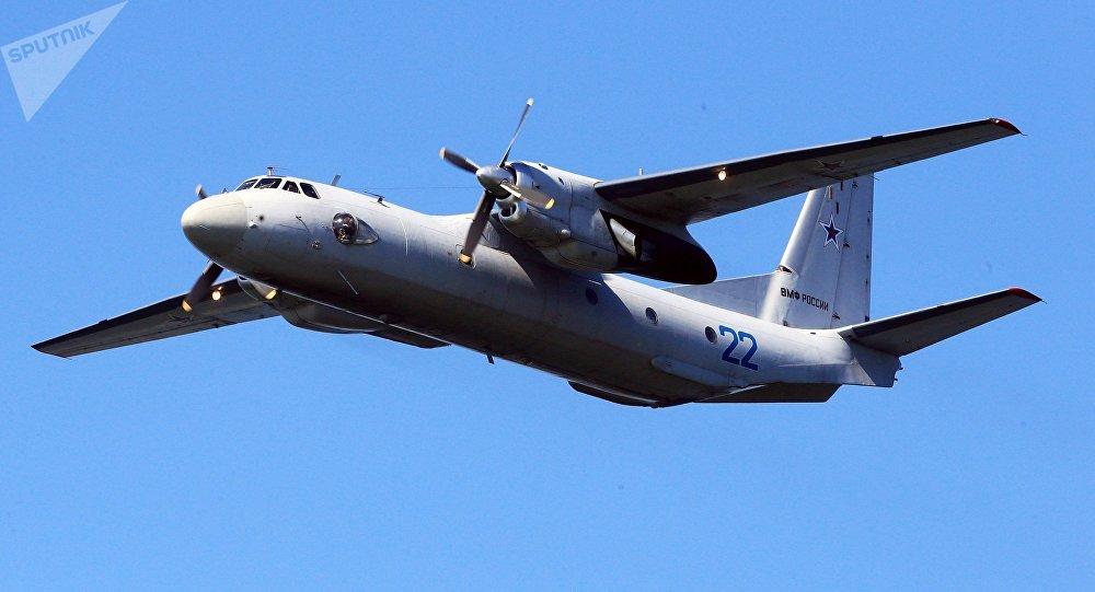 Avión An-26