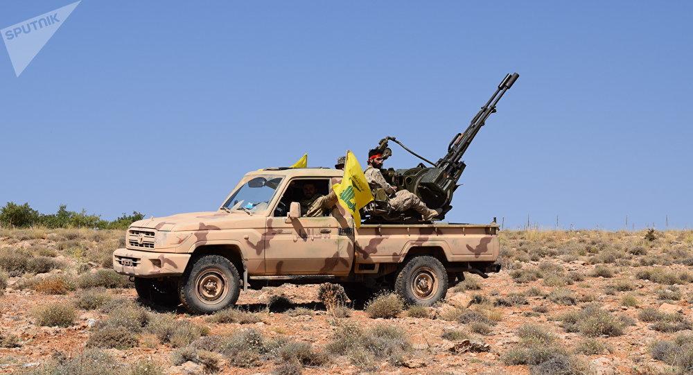 Combatientes del Hizbulá