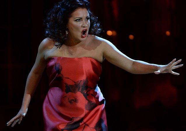 Ana Netrebko, cantante rusa