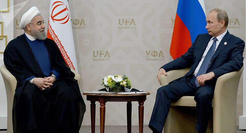 Irán y Rusia seguirán firmes en su cooperación mutua en Siria