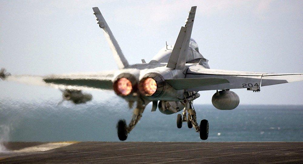 Dos cazabombarderos españoles irrumpen en el espacio aéreo de Finlandia
