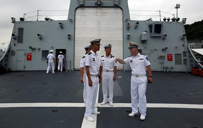 Medios revelan un acuerdo secreto de China y Camboya sobre base naval