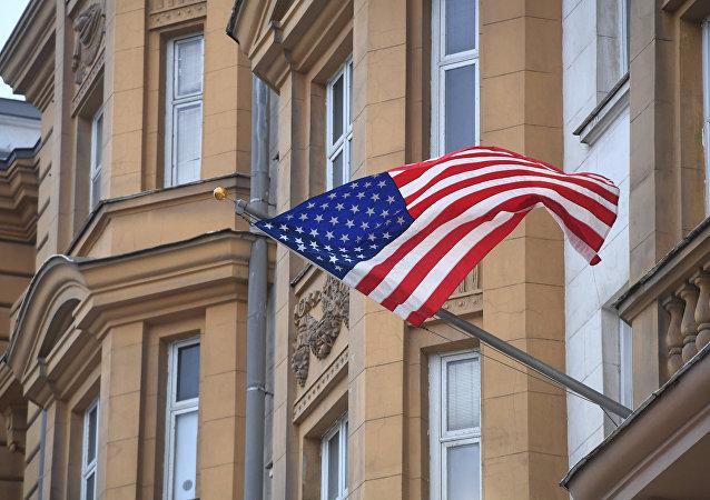 La embajada de EEUU en Moscú (imagen referencial)