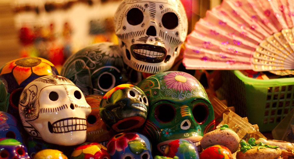 Calaveritas del Día de los Muertos en México (imagen referencial)