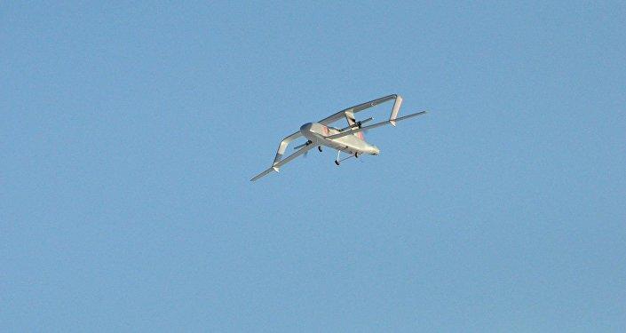 El dron ruso Fregat