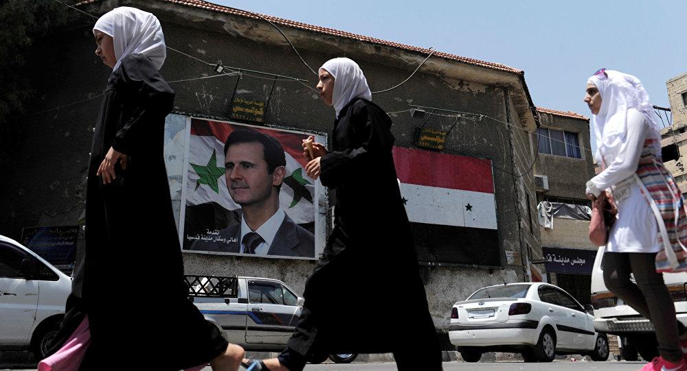 Rusia denuncia ataque con mortero a su embajada en Damasco