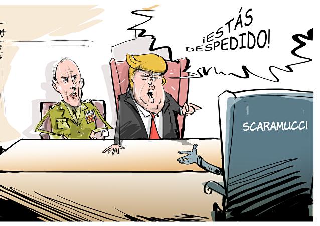 Siguen las dimisiones en la Administración Trump