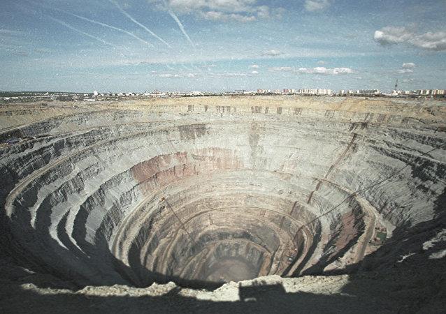 La mina Mir
