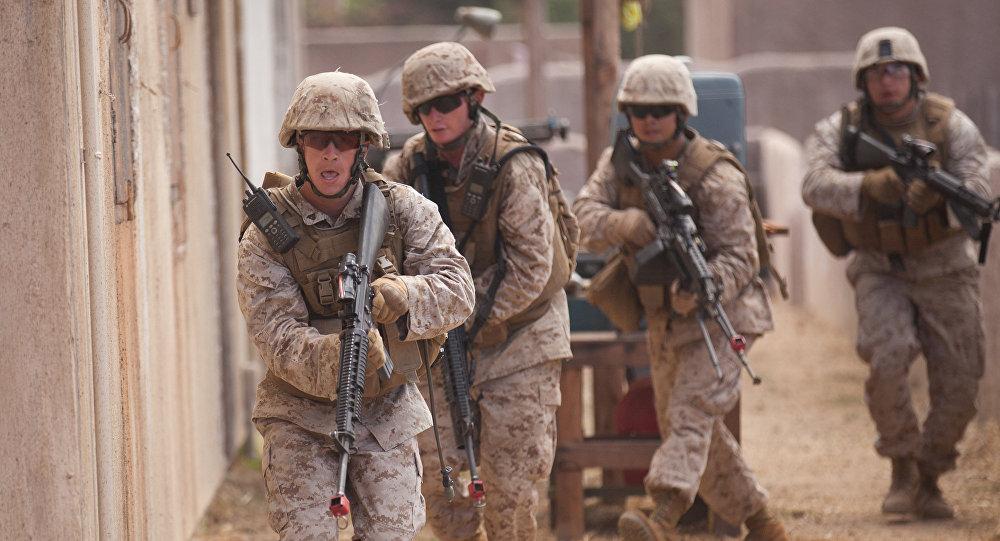 Los militares de EEUU en Afganistán (imagen referencial)