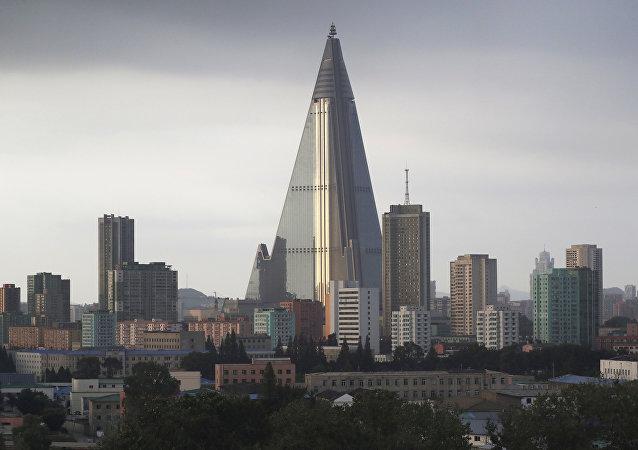 Pyongyang, Corea del Norte (archivo)