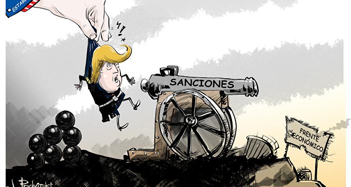 Donald Trump promulgó la ley que contempla nuevas sanciones de EEUU contra Rusia
