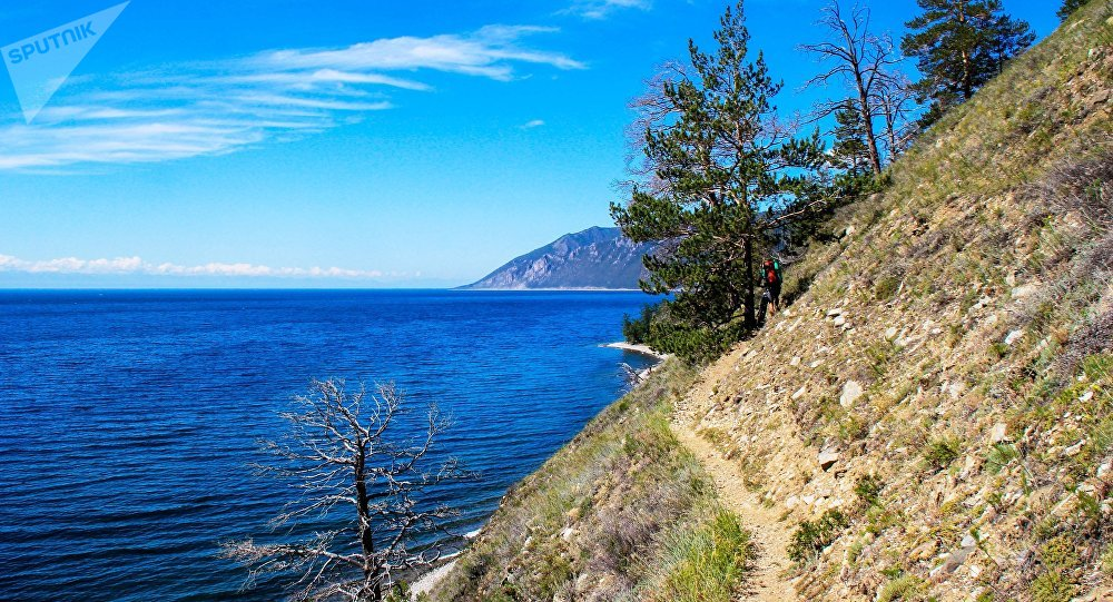 Lago Baikal, Rusia (archivo)