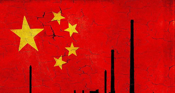 La industria de China (imagen referencial)