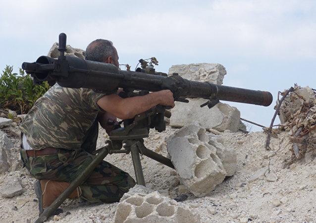 El ejército de Siria
