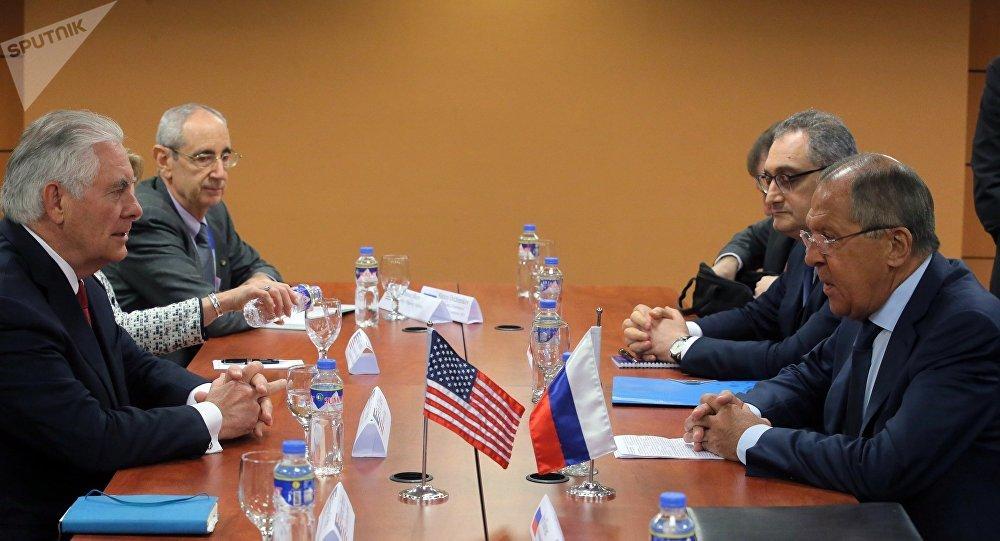 Tillerson dice que Rusia generó