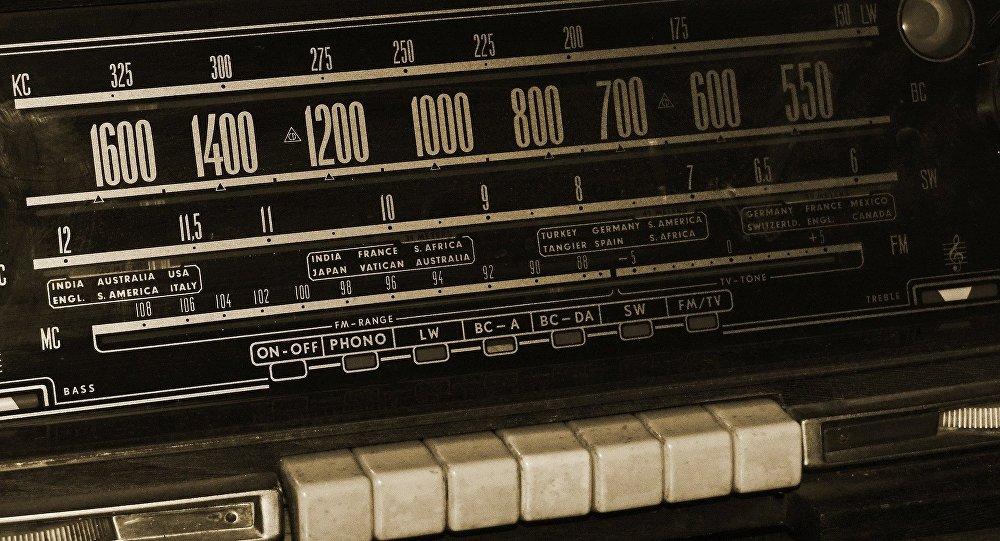 Radio (imagen referencial)