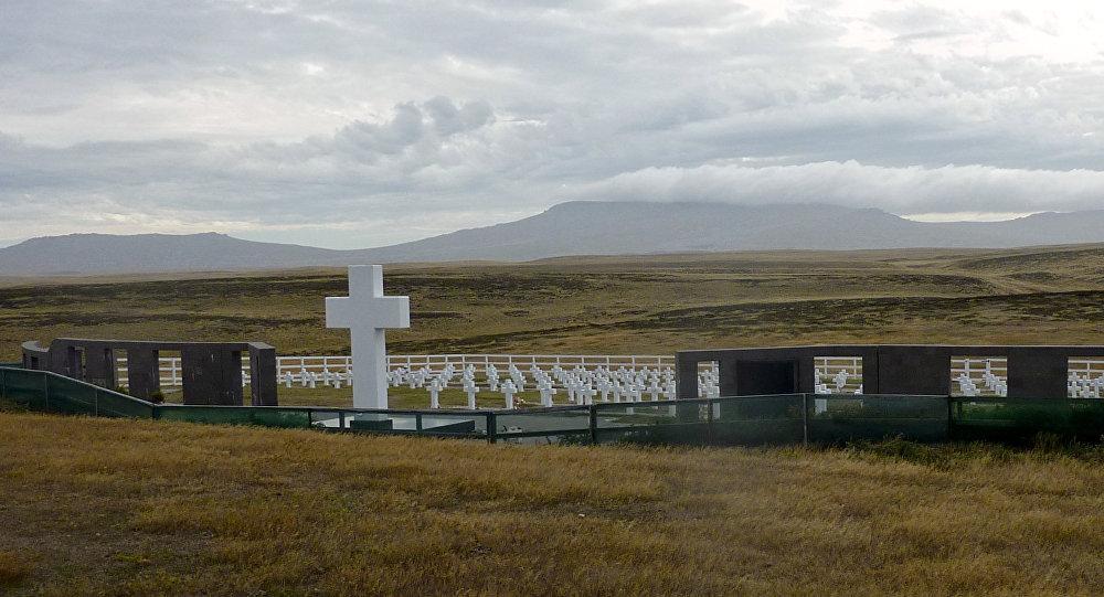 Cruz Roja termina exhumación de soldados argentinos en Malvinas