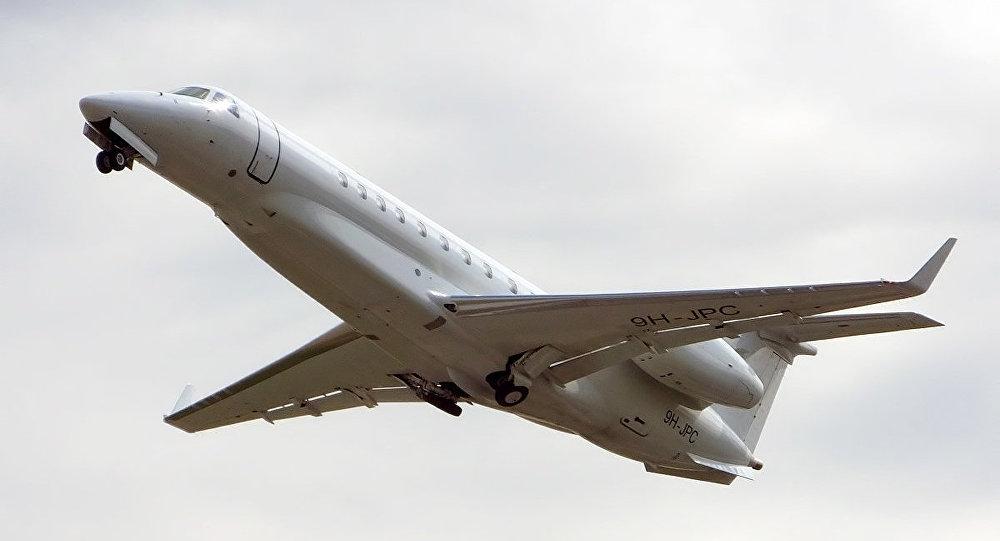 Avión privado (imagen referencial)