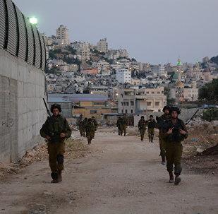 Militares de Israel (archivo)