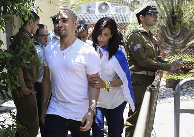 El soldado israelí Elor Azaria