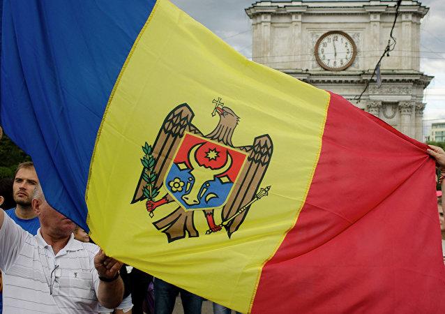 Acciones de protesta en Moldavia