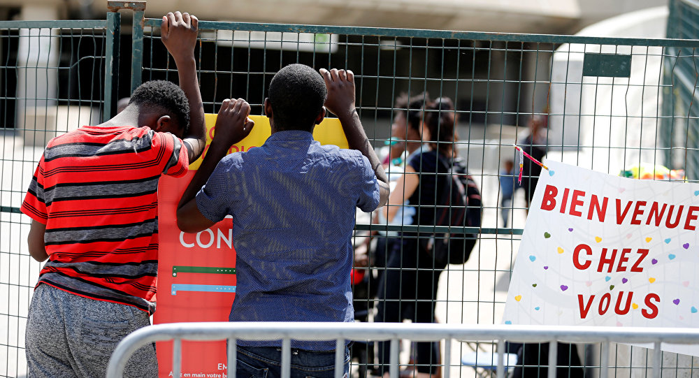 Canadá fabrica asilo para refugiados en frontera