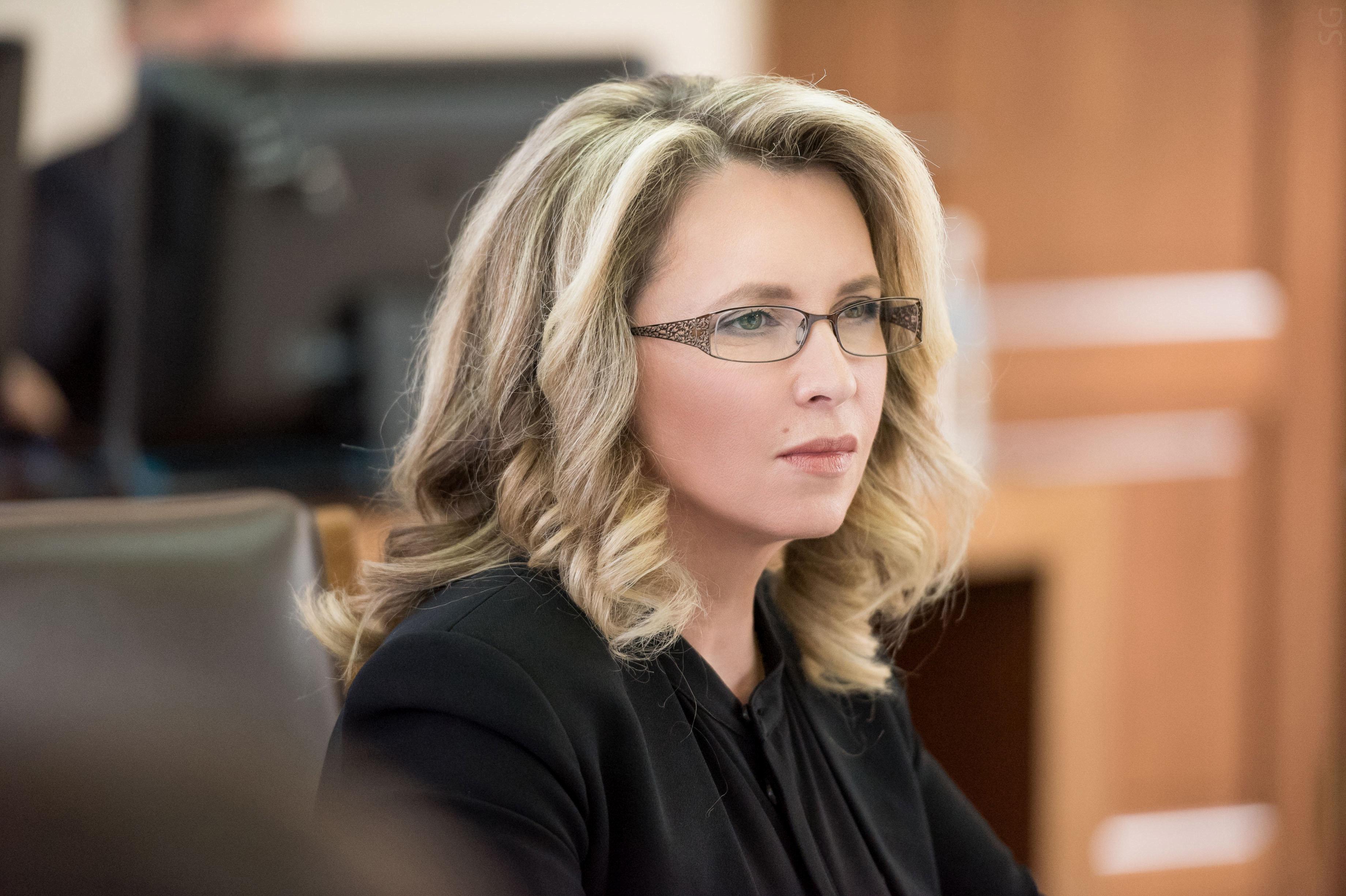 Alevtina Chérnikova, rectora de la Universidad Nacional de Ciencia y Tecnología MISIS de Rusia
