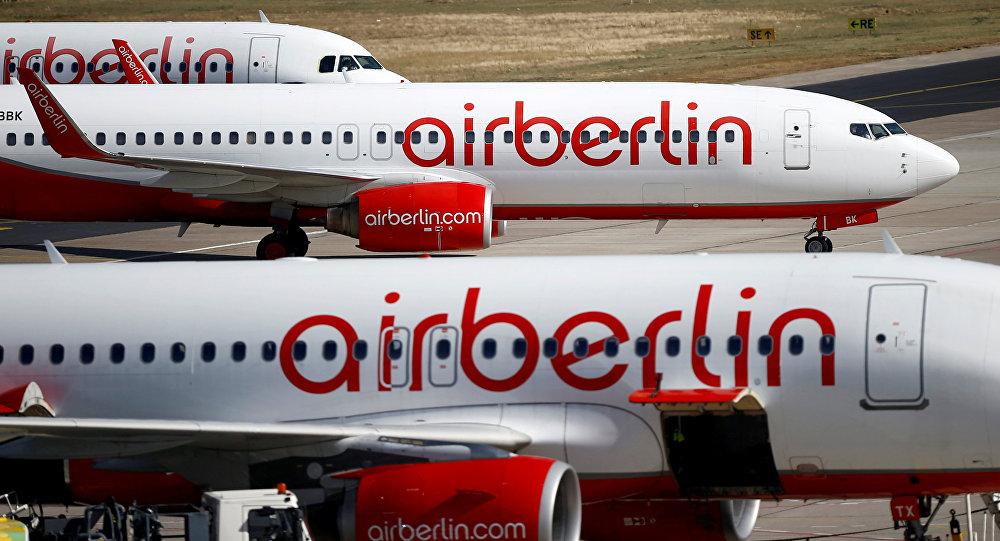 Air Berlin se declara en bancarrota
