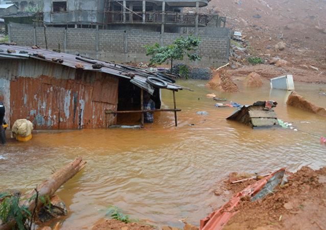 Situación en Sierra Leona