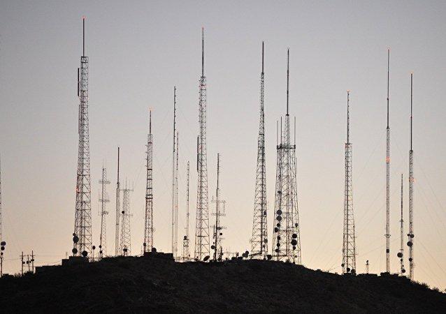 Torre de televisión (imagen referencial)