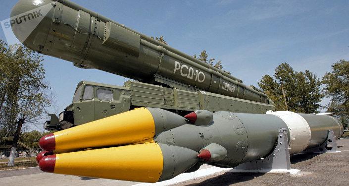 Sistema de misiles RSD-10 Pioner
