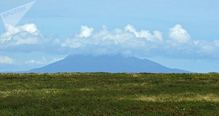 Las islas Kuriles (Lejano Oriente ruso)