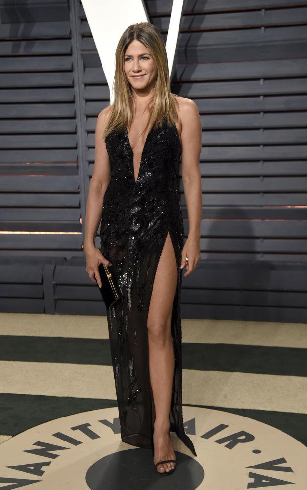 Jennifer Aniston, intérprete norteamericana