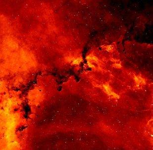 El brillo de una galaxia
