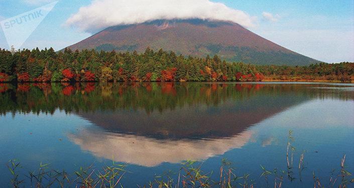 Las islas Kuriles (archivo)