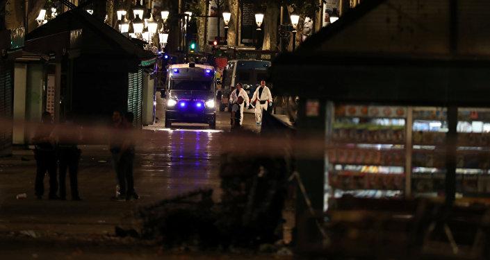 Gobierno español condenó el atentado: